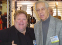 Guitarist Robby LeBlanc and Jazz Guitar Legend Kenny Burrel at Namm 2006