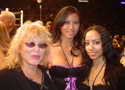 Vickie Pieper With Rocky Balboa Ringside Girls