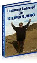 Lessons Learned On Kilimanjaro